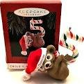 Hallmark Keepsake Child's Fifth Christmas Ornament ()
