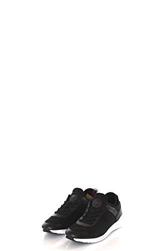 Sneakers Uomo Colmar 44 Nero A-shooter Neon Autunno Inverno 2016/17
