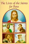 Lives of the Saints for Boys, Louis M. Savary, 0882714600