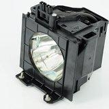 交換ランプハウジングfor Panasonic pt-d5500eSingle Lamp ) with Genuine Original Ushio電球Inside B01LKH0MG8