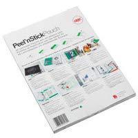 GBC Peel`n Stick Laminating Pouches A4 2x100 Micron Gloss ()