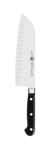 Zwilling Pro santoku knife, 18cm