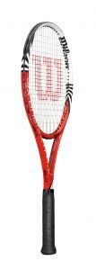 Wilson Six.One Team BLX Tennis Racquet 4_3/8