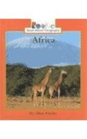 Read Online Africa (Rookie Read-About Geography) PDF