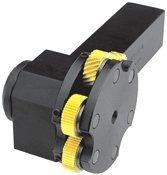 Three Swivel Head Knurling Tool (Dorian Tool Series 930) 3SHKT-100-M / 1.00 x 1.00