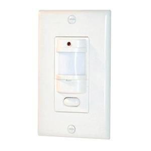 Rab Lighting Occupancy Sensor - LOS800W/277 Rab Lighting OCCUPANCY SENSOR 800W 277V WALL WHITE