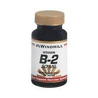 Windmill vitamine B-2 50 mg comprimés - 100 ch