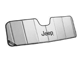 jeep windshield sun shade - 9