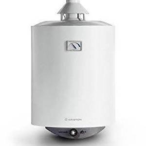Ariston Serie 003041 S/Sga 80 V Calentador de agua a gas Mural ad Accumulo