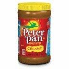 Butter Peanut Pan (Peter Pan Creamy Peanut Butter, 16.3 Oz (Pack of 2))