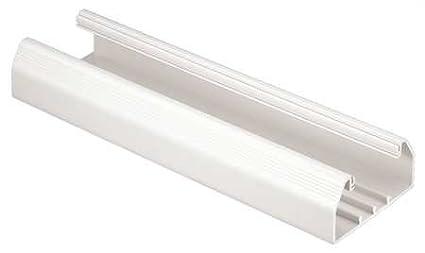 Panduit TG70IW8 Bandeja porta - Cable (Bandeja portacables recta, PVC, Blanco, 135