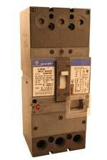 GE Spectra RMS SFLA36AT0250 Breaker Frame, 120 to 600 VAC, 70 to 250 A, 3 Poles, Lug Terminal