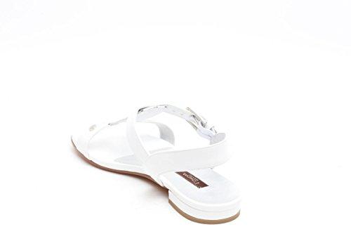 L amour sandali bassi bianco