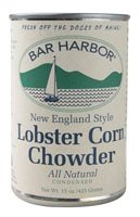 Bar Harbor New England Style Lobster Corn Chowder -- 15 oz