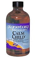 Planetary Formulas Calm Child Herbal Syrup