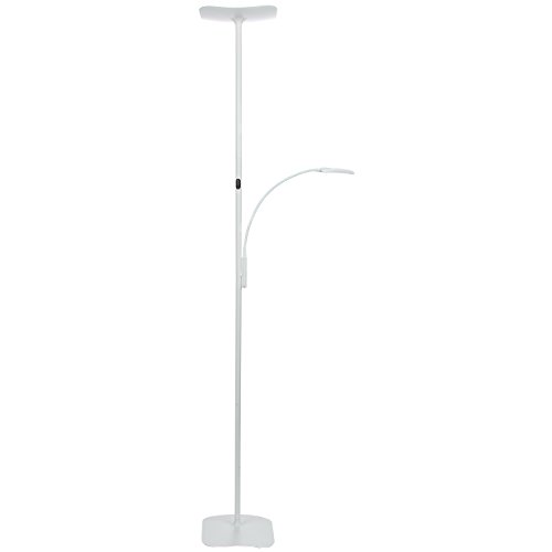 son floors sky side bright plus watt dimmable lamp with brightech reading torchiere led energy light floor fixture and mother