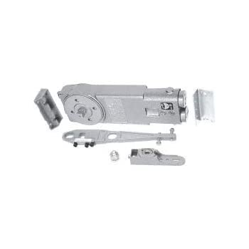 105 Degree No Hold Open Overhead Concealed Closer Package for Side-Load