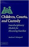 img - for Children, Courts, and Custody 1st (first) edition Text Only book / textbook / text book