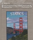 Engineering Mechanics Statics and Engineering Mechanics Statics Problems, Meriam, J. L., 0471121835