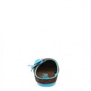 Etnies Etnies Pixie Ws Bleu Marron Taille 37, Ballerine Donna Marrone Marron 37