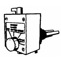 Gas Control Valve And Thermostat