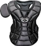 Easton Adult Natural Chest Protector, Black