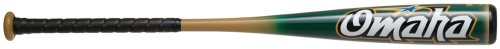Louisville Slugger 2009 SL96 TPX Senior League (-9.5) Omaha Baseball Bat (28-Inch/ 18.5 oz)