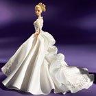 Reem Acra Bride Barbie Platinum Label