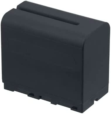 Ultra High Capacity 'Intelligent' LithiumIon Battery Compatible with Sony HXRNX5U NXCAM