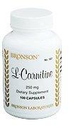 L Carnitine 250 mg.