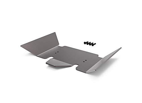 GOM Titanium Gray Gmade 30111 GR01 Aluminum Skid Plate