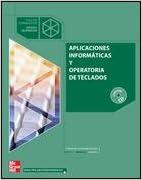 Aplicaciones informáticas y operatoria de teclados.G Superior ...
