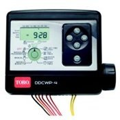 Toro Irrigation Systems - Toro DDCWP-8-9V Waterproof 8 Station Battery Controlled Controller