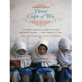 Three Cups of Tea: One Man's Mission to Promote Peace...one School At a Time [Mp3] [Audio Disc] [Unabridged] [Audiobook]