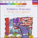 Stirring Marches of U.S. Services