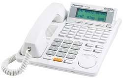 Panasonic KX-T7433 Phone White by Panasonic