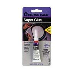Helping Hand 156536 2G Super Glue (3 Pack)