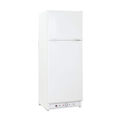 propane refrigerator hook up