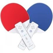 Sakar Twin Ping Pong Paddles Nintendo product image
