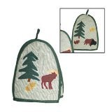 Patch Magic Northwood's Walk Tea Cozy, 7 by 10-Inch