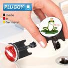 WENKO Pluggy Waschbeckenstöpsel mit zahlreichen Motiven