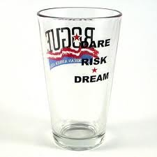 Brewery Rogue (Rogue Brewery American Amber Ale Pint Glass)
