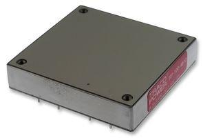 TRACOPOWER TEP 100-4810 DC-DC CONV, ISO POL, 1 O/P, 100W, 25A, 3.3V