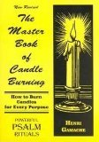 The Master Book of Candle Burning, Henri Gamache, 0942272560