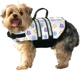 PAWS ABOARD NAUTI DOG DOGGY LIFE JKT XXS Neoprene Can Cause Heat Exhaustion & (Paws Aboard Doggy Life Vests)