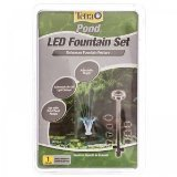 Tetra Pond 19707 Tetra LED Light Fountain Set for Aquarium