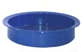 High Sided Dish with Rim(Color=Blue) by Providence - Mall Providence Shopping