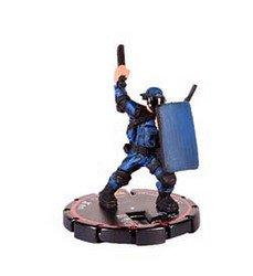 Marvel Heroclix Xplosion Universe SWAT Officer Rookie