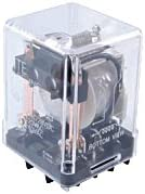 11 Pin Square Base Plug-in Relays