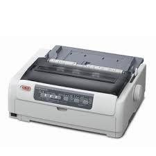 OKIDATA OKI 62434001 Oki ml690 24 Pin Impact Printer